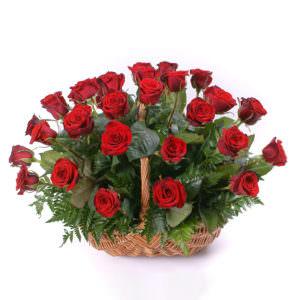 Розы в Корзине #4