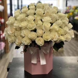 Розы в коробке #3