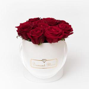 Розы в шляпной коробке #7